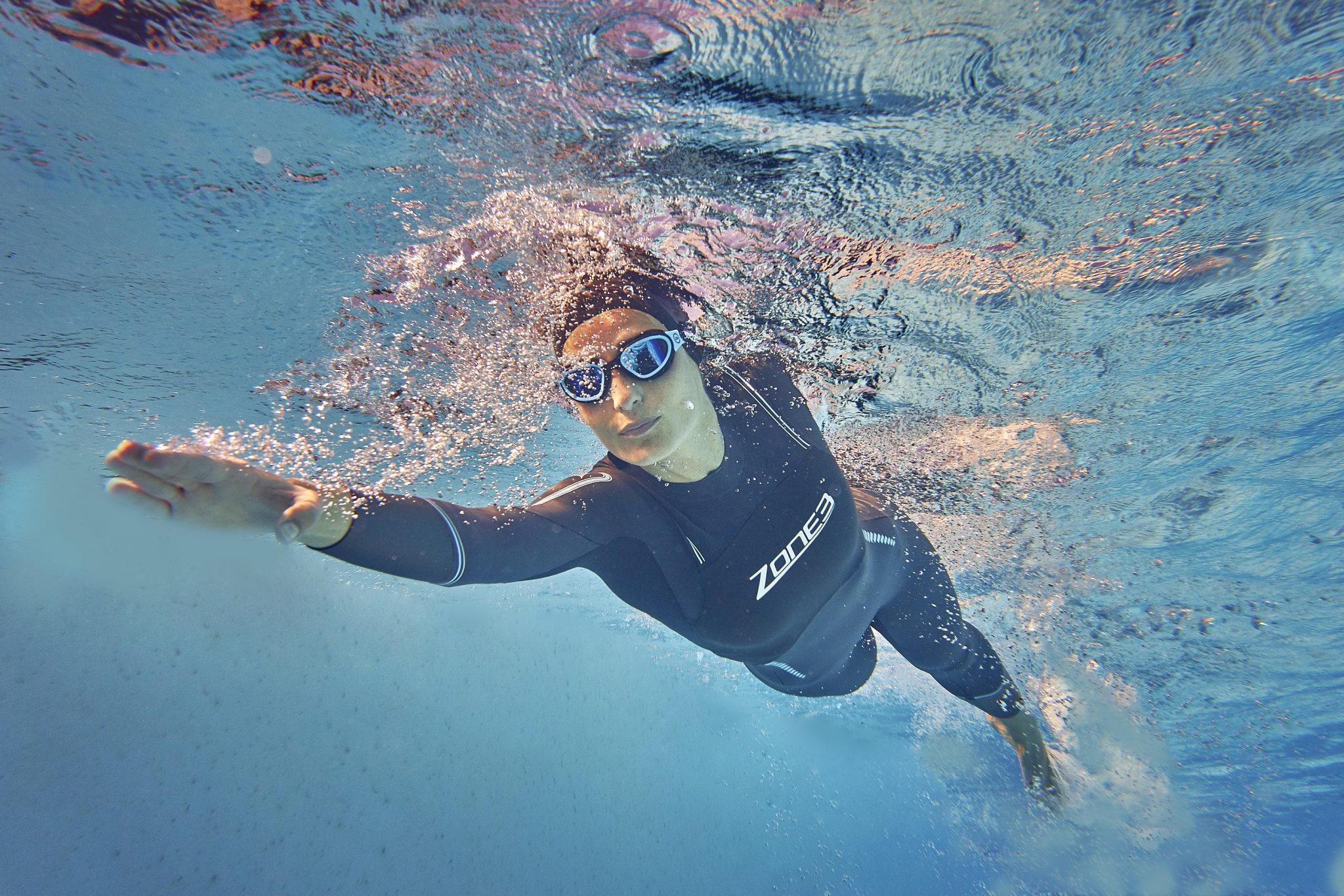 progresser natation triathlon